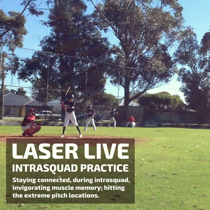 laser live gameday drills