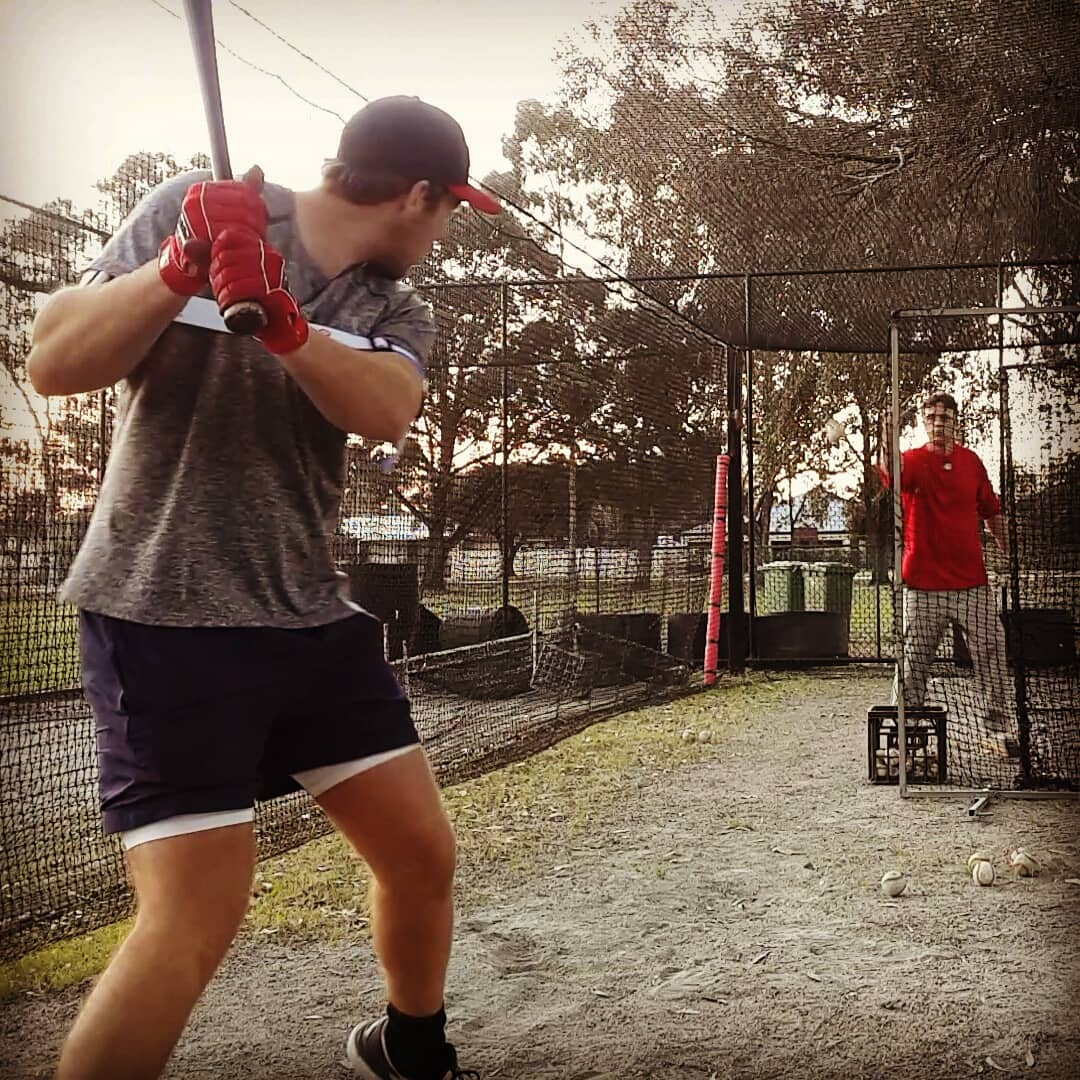 laser pro heavy bat training drills