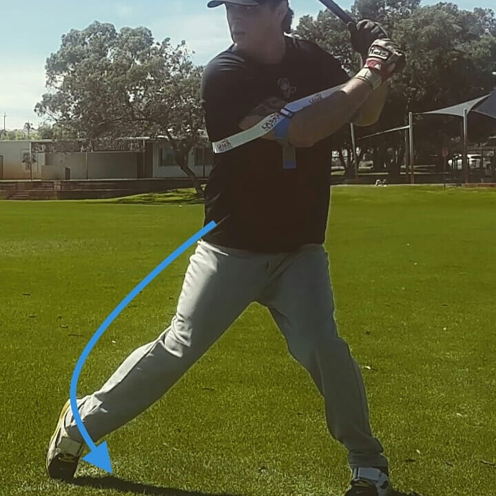 laser reflex hitting drills