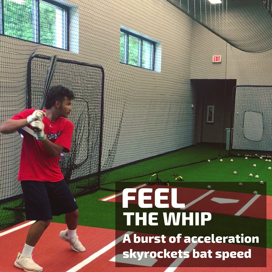 laser whip hitting drill usa