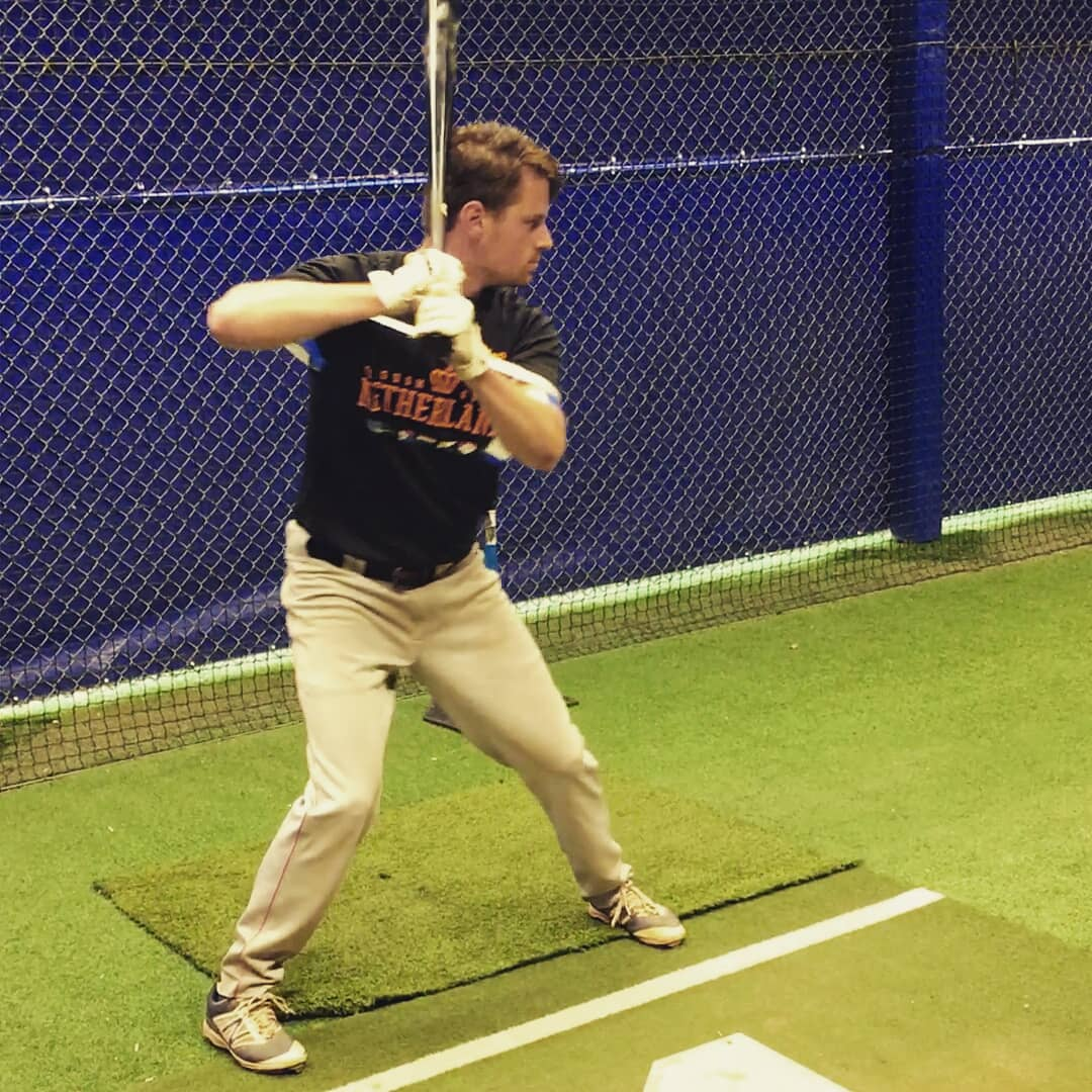 netherlands baseball training