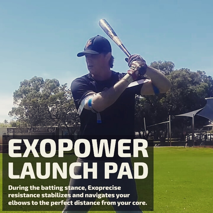 power batting stance launch pad