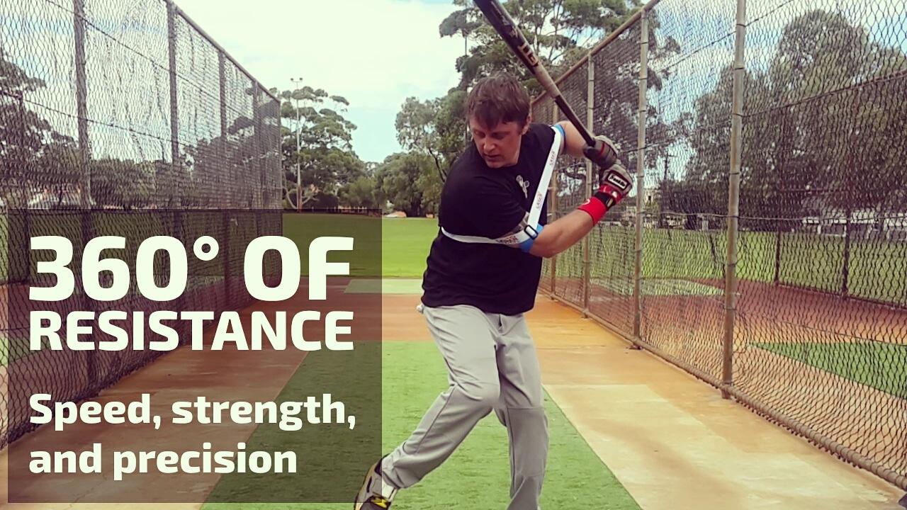 strengthen power batting muscles