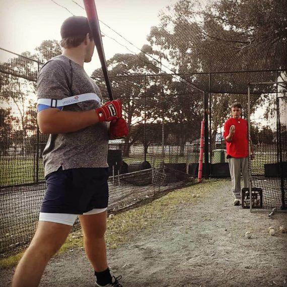Situational Hitting Front Toss