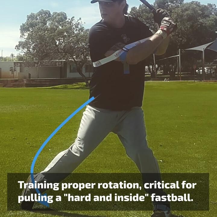 fastball hitting mechanics