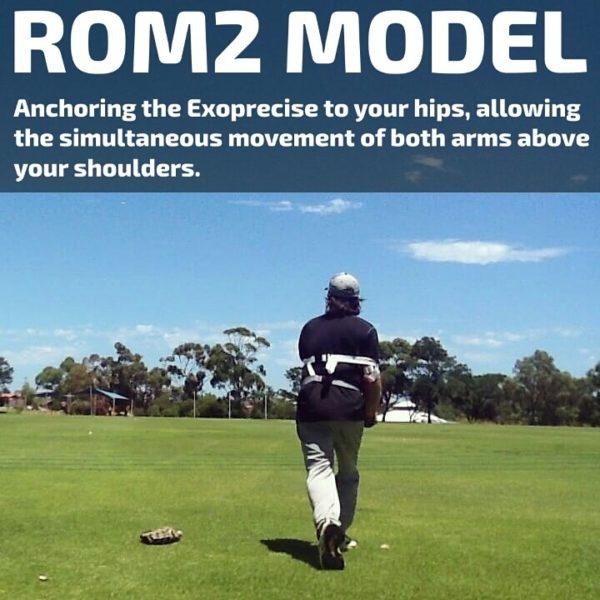 exoprecise rom model slowpitch