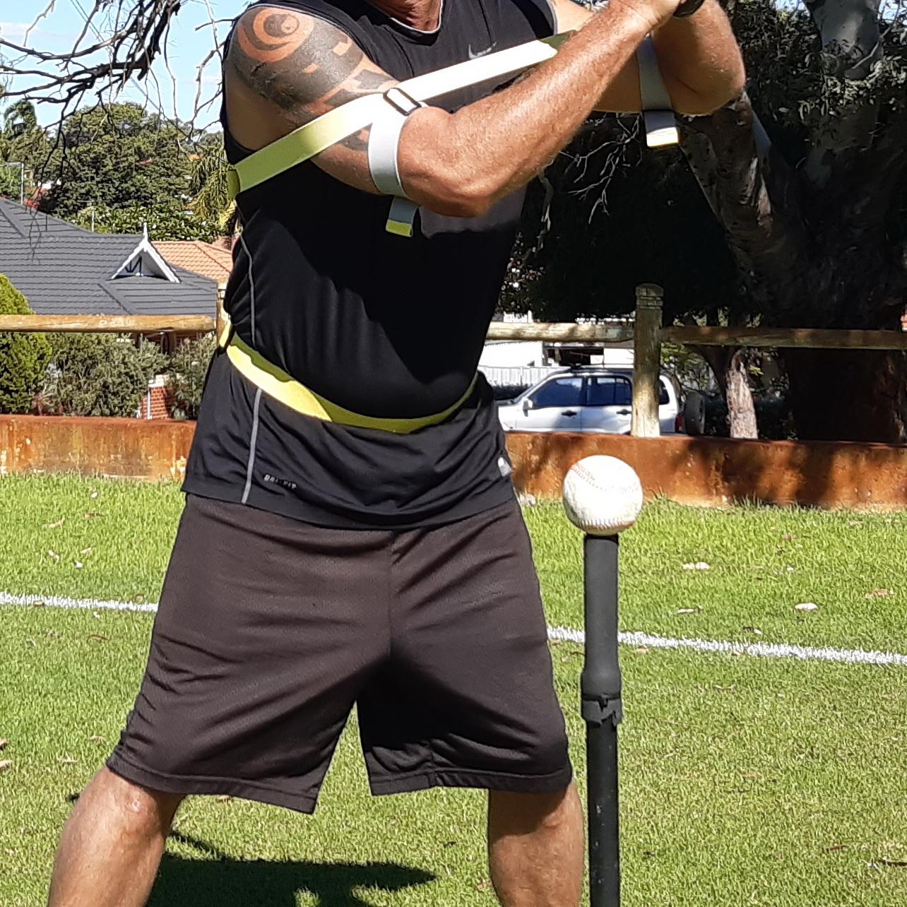 Laser Bat Speed Trainer